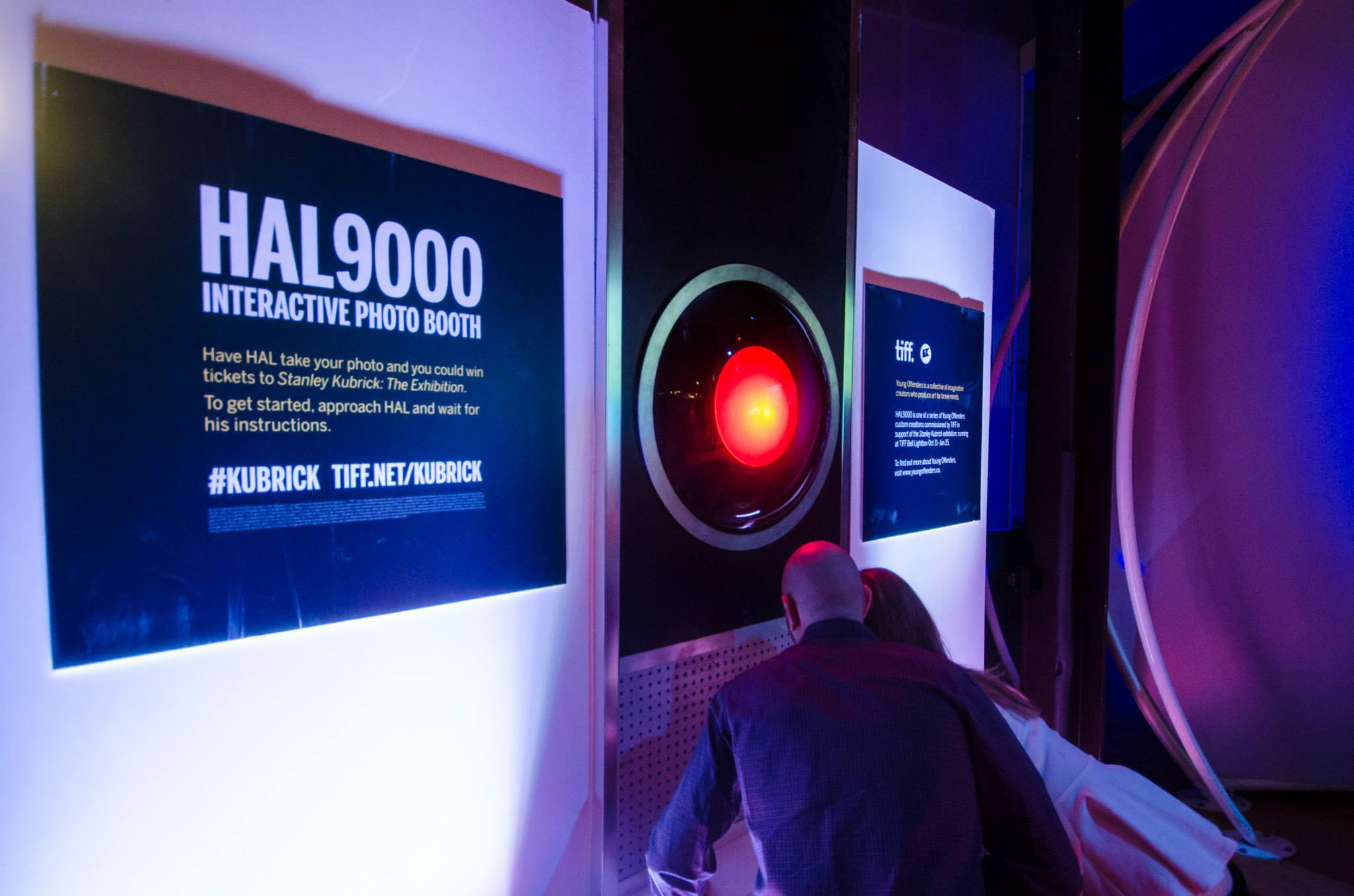 Giant Hal 9000